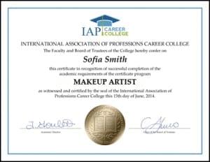 certificate online